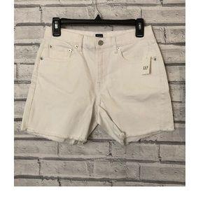GAP denim shorts NWT🎀